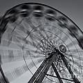 Ferris Wheel V by Clarence Holmes