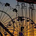 Ferris Wheels by Garry Gay