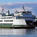 Ferry by Paul Fell