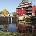 Fertile Mill by Bonfire Photography