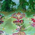 Festive Fairies by Judith Desrosiers