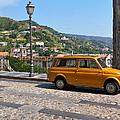 Fiat 500 Amantea by Domenic Piluso