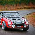 Fiat Abarth by Alain De Maximy