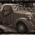 Fiat Dream Car by Caroline Stella