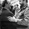 Fidel Castro by Granger