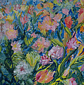 Field Of Flowers by Joanne Smoley