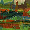 Fields Two by Lynne Taetzsch