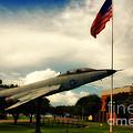 Fighter Jet Panama City Fl by Susanne Van Hulst