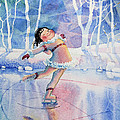 Figure Skater 14 by Hanne Lore Koehler