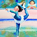 Figure Skater 19 by Hanne Lore Koehler