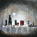 Film Noir Chicago by Germaine Fine Art
