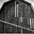 Finger Lakes Barn II by Steven Ainsworth