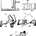 Fingerprinting Instructions, Circa 1900 by Science Source