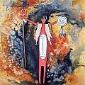 Fire And Brimstone by Karen Casciani