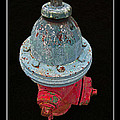 Fire Hydrant IIi by Debbie Portwood