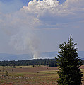 Fire In The Cascades by Mick Anderson