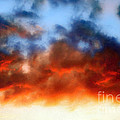Fire In The Sky by Andee Design
