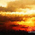 Fire In The Sky by Clare VanderVeen