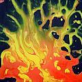 Fire Tree by Jim DuBois
