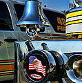 Fire Truck Bell by Paul Ward