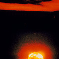 Fireball & Cloud After 1st Atomic Bomb Detonation by U.s. Army.