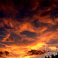 Fireclouds by David Weeks