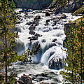 Firehole River IIi by Robert Bales