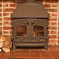 Fireplace by Tom Gowanlock