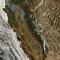 Fires In California by Stocktrek Images