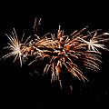 Firework Tails by Robbie Basquez