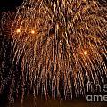 Fireworks by Carol  Bradley