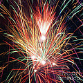 Fireworks One by Ronald Grogan
