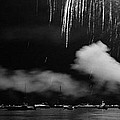 Fireworks Tahoe Ca by Isak Hanold