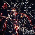 Fireworks Two by Ronald Grogan