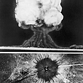 First Atomic Bomb, 1945 by Granger