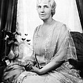 First Lady Lou Henry Hoover 1874-1944 by Everett