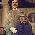 First Lady Rosalynn Carter And 10 Year by Everett