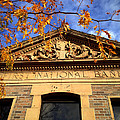First National Bank by Tim Nyberg