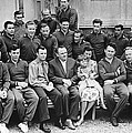 First Soviet Cosmonaut Squad, 1961 by Ria Novosti