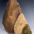 First Tools, Three North African Handaxes by Paul D Stewart