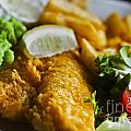 Fish And Chips by Sanyi Kumar