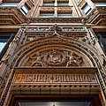 Fisher Building Chicago by Steve Gadomski