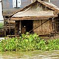 Fisherman Boat House by Artur Bogacki