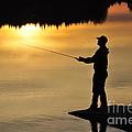 Fisherman by Conny Sjostrom