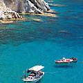Fishing Boats 2  by Emmanuel Panagiotakis