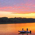 Fishing For Gold by Randall Branham