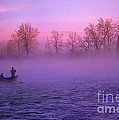 Fishing On The Bow by Bob Christopher