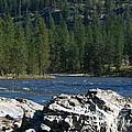 Fishing Spot by Greg Patzer