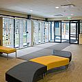 Fitness Center Lobby by Jaak Nilson