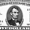 Five Dollar Bill by Granger